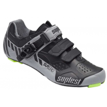 SUPLEST Shoes STREETRACING Supzero Buckle Composite Black/Silver Size 43 (01.031.43)