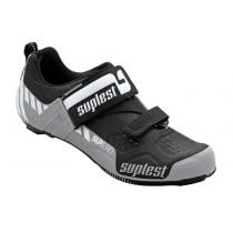 SUPLEST Shoes TRIATHLON SupZero Nylon White/Black Size 40 (01.022.40)