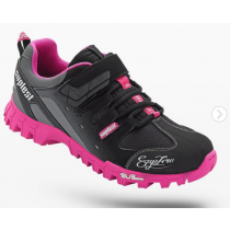 SUPLEST Shoes Offroad Supzera Suptraction Lady Grey/ Pink Size 40 (03.016.40)