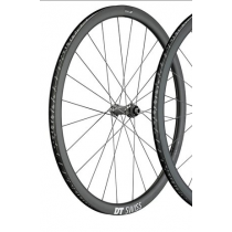 DT SWISS FRONT Wheel PRC 1450 SPLINE DB Carbon Disc 700C (12x100mm) Black (101219011)