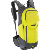 EVOC BackPack FR Protector LITE Race 10L Grey/Yellow Size M/L (100115124-M/L)