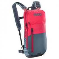 EVOC BackPack CC 6L Backpack w/2L Bladder Red/Grey(100315510)