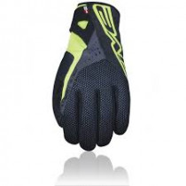 FIVE Pairs Gloves WP-WARM ((RC-W1) Fluo Yellow Size M (C0618013309)
