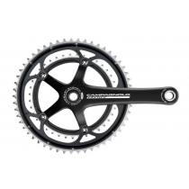 CAMPAGNOLO Chainset VELOCE 10sp 39/53 170mm Black (57399)