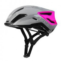 BOLLE Helmet EXO SHINY Size M Grey/Pink (32010)