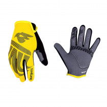 BLUEGRASS Pairs Gloves MAGNETE Rock Size XS Black/Yellow (3GLOH03XSGN)
