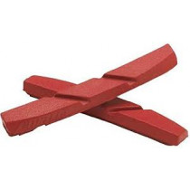 RITCHEY Brake Pad Rubber Red (road Shimano) (T85248502)