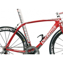 DEFINITIVE GITANE Frame THE ONE ISP Carbon 700C Size 55 Red (C1306202-550-09)