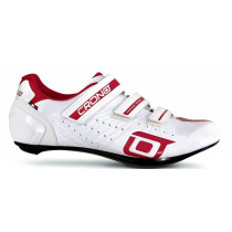CRONO Shoes CR4 Composite White/Red Size 46