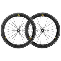 "MAVIC Wheelset CROSSMAX PRO Carbon 27.5"" Disc WTS (15x100mm /12x142mm) (MF5460132-MR8120132)"