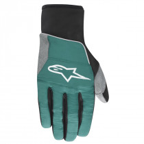 ALPINESTARS Gloves Cascade Warm Tech Emerald/Black Size XS