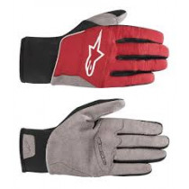 ALPINESTARS Gloves Cascade Warm Tech Black/Red Size XS