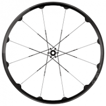 CRANKBROTHERS FRONT Wheel COBALT 2 27.5'' Disc (9x100mm) UST  Tubeless Black/Grey (84910453)