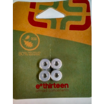 E-THIRTEEN Chainring Bolts Silver (CB.05.06.S)