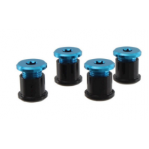 E-THIRTEEN Chainring Bolts Blue (CB.75.06.B)