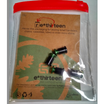 E-THIRTEEN Chainring Bolts Green (CB.11.06.GR)