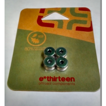 E-THIRTEEN Chainring Bolts Green (CB.05.06.GR)