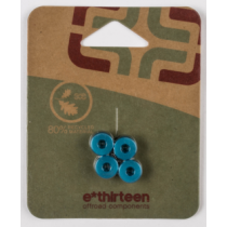 E-THIRTEEN Chainring Bolts Blue (CB.05.06.B)