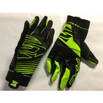 FIVE Pairs Gloves ALL RIDES Replica  Black /Fluo Size L (C0217023310)