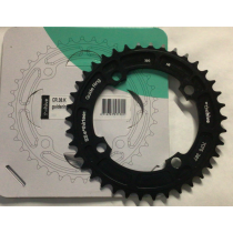 E-THIRTEEN Chainring Guidering 38T Black (CR.38.K)