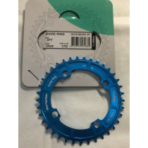 E-THIRTEEN Chainring Guidering 37T Bleu (OG.0129.001.07)
