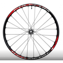 """FULCRUM FRONT Wheel RED METAL 1 XL 26"""" Disc Black (RM1-11DFB)"""