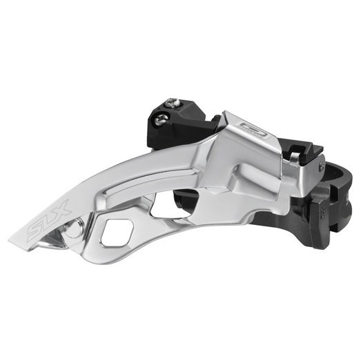 SHIMANO Front derailleur 3x10 SLX M670 Low clamp 31.8/34.9 Top and bottom pull (FDM670AM6)