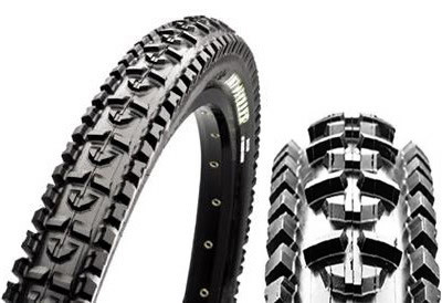 MAXXIS 2013 High Roller DH UST Tubeless 26x2.50 (55-559) 60a Wire Black