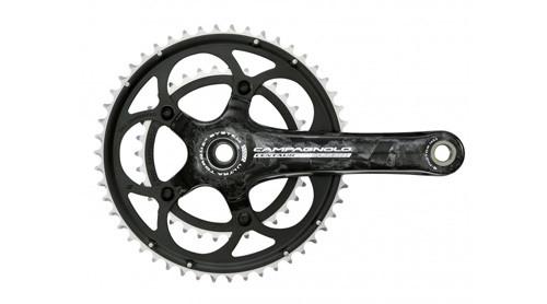 CAMPAGNOLO 10sp Chainset Centaur Carbon Ultra Torque 39/53 172.5mm Black (FC9-CE293C)