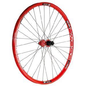 DT SWISS Rear Wheel E 2000 - Disc 6 bolts - 9x135mm Red (W1E2000ICQAR010411)
