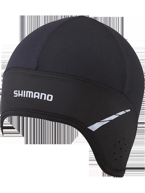 SHIMANO 2013 Windstopper Under Helmet Cap Unisize Black (ECWOABWJS11UL0A)