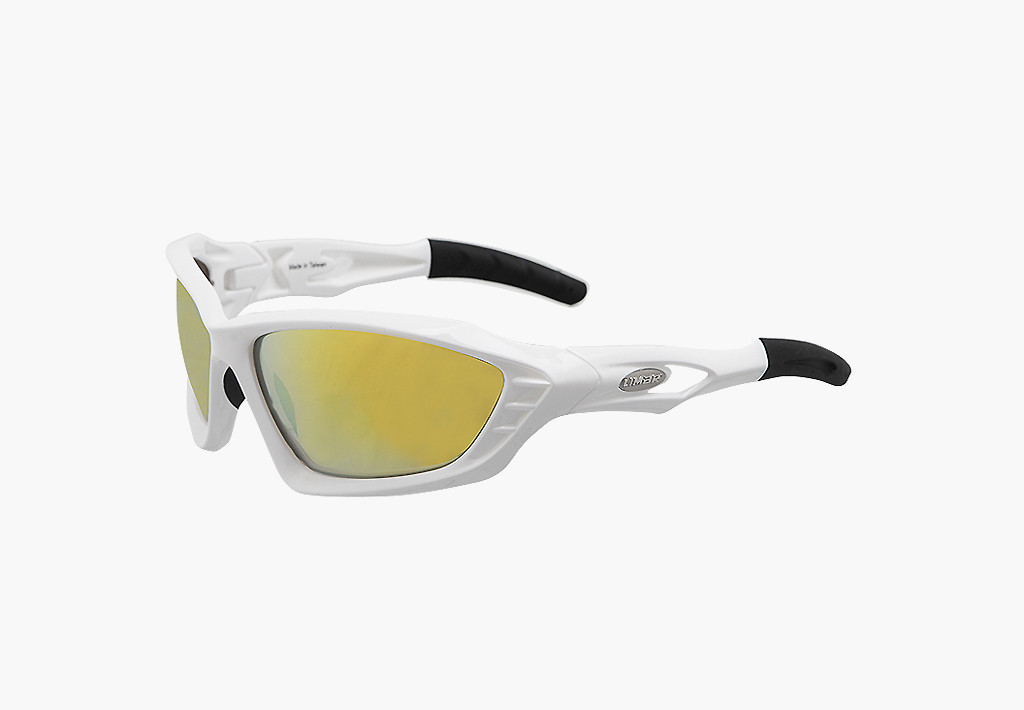 LIMAR Sunglasses F60 PC CE White (EF60PCCESB)