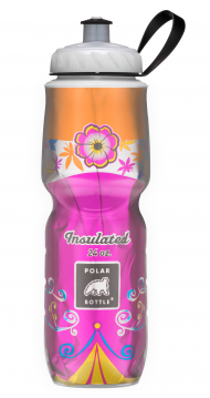 POLAR BOTTLE Insulated - Graphic 24oz (0.7L) - Jubilee