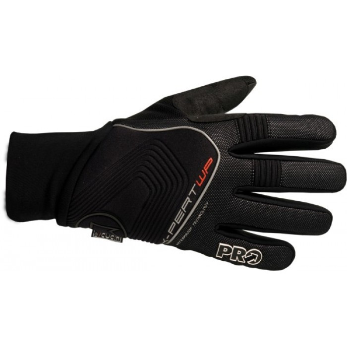 PRO Gloves X-PERT Waterproof Black - M