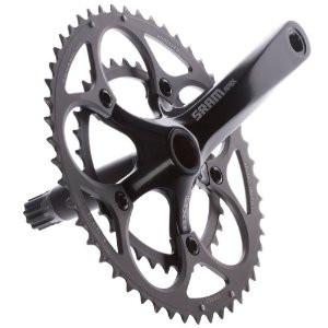 SRAM Crankset Apex - 10sp - 53/39 - 175mm - GXP - Black (00.6115.420.030)