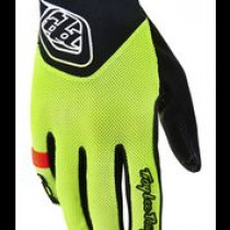 TROY LEE DESIGNS ACE Gloves Flo Yellow Size M (A3116092.M)
