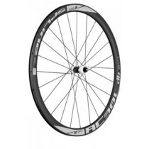 DT SWISS FRONT Wheel RC38 SPLINE T DB Carbon 700C Disc Centerlock (9x100mm) Black (W0RC38TACQXC011516)