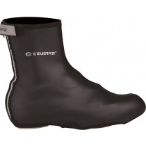 EXUSTAR Pair Shoes Cover SC005 NEOPRENE Black Size S (E-SC005-S)