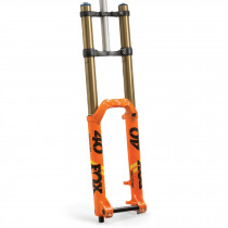 "FOX RACING SHOX 2020 Fork 40 FLOAT 27.5"" FACTORY 203mm GRIP2 HSC/LSC HSR/LSR BOOST 20x110mm 1 1/8 Orange (910-20-757)"