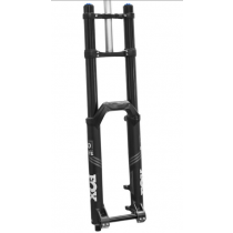 "FOX RACING SHOX Fork 40 Float 27.5"" Performance Elite 203mm HSC/LSC 20x110mm 1 1/8 Matte Black (920-02-222)"