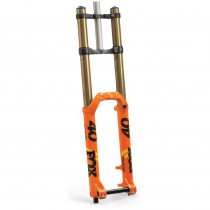 "FOX RACING SHOX 2020 Fork 40 Float 27.5"" FACTORY 203mm HSC/LSC/HSR/LSR 20x110mm 1 1/8 Orange (910-20-757)"
