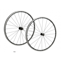 EASTON Wheelset AXR AERO 700C Clincher Shimano Black (7051350 / 7051222)