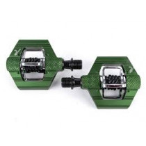 CRANKBROTHERS Pair Pedals CANDY 2 Green (16174)