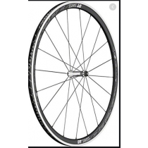 DT SWISS FRONT Wheel R32 SPLINE 700C Clincher (9x100mm)  Black (W0RXX32AAQXS012553)