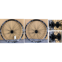 "E-THIRTEEN Wheelset TRS R 29"" Disc 6-bolts (15x100mm / 12x142mm) Black"