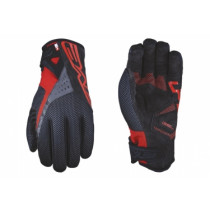 FIVE Pairs Gloves WP-WARM ((RC-W1) Red Size L (C0618010310)