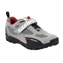 SUPLEST Shoes OFFROAD Grey  Size 38 (03.001.38)