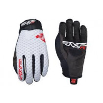 FIVE Pairs Gloves XC-R  White Size S (C0117010208)