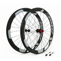 MSC Wheelset ROAD Carbon 50 700C (9x100mm / 10x135mm) (MSC700CAR24HB50)