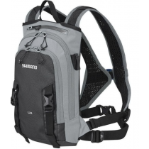 SHIMANO Hydration Backpack UNZEN 2L Grey with water bag (SHEBGDPMAT202UG0159)
